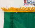 Ireland Parade Flag with Fringe