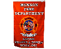 Munson Fire Department Vertical Banner
