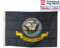 Navy Flag Made in USA