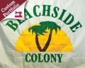 Custom Company & Business Logo Flag Portfolio