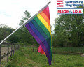 rainbow pride flag