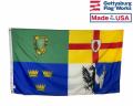 4 Irish Provinces Flag - 3x5'