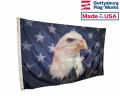 Star Field Eagle-3x5'