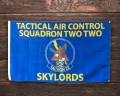 Tactical Air Control Outdoor Flag