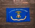U.S. Naval Sea Cadet Indoor Flag
