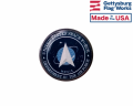 Space Force Lapel Pin