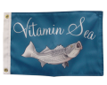 Vitamin Sea Boat Flag