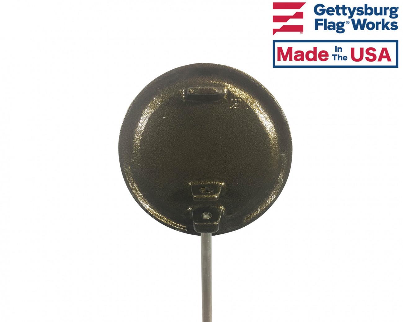 Revolutionary War Grave Marker-Aluminum