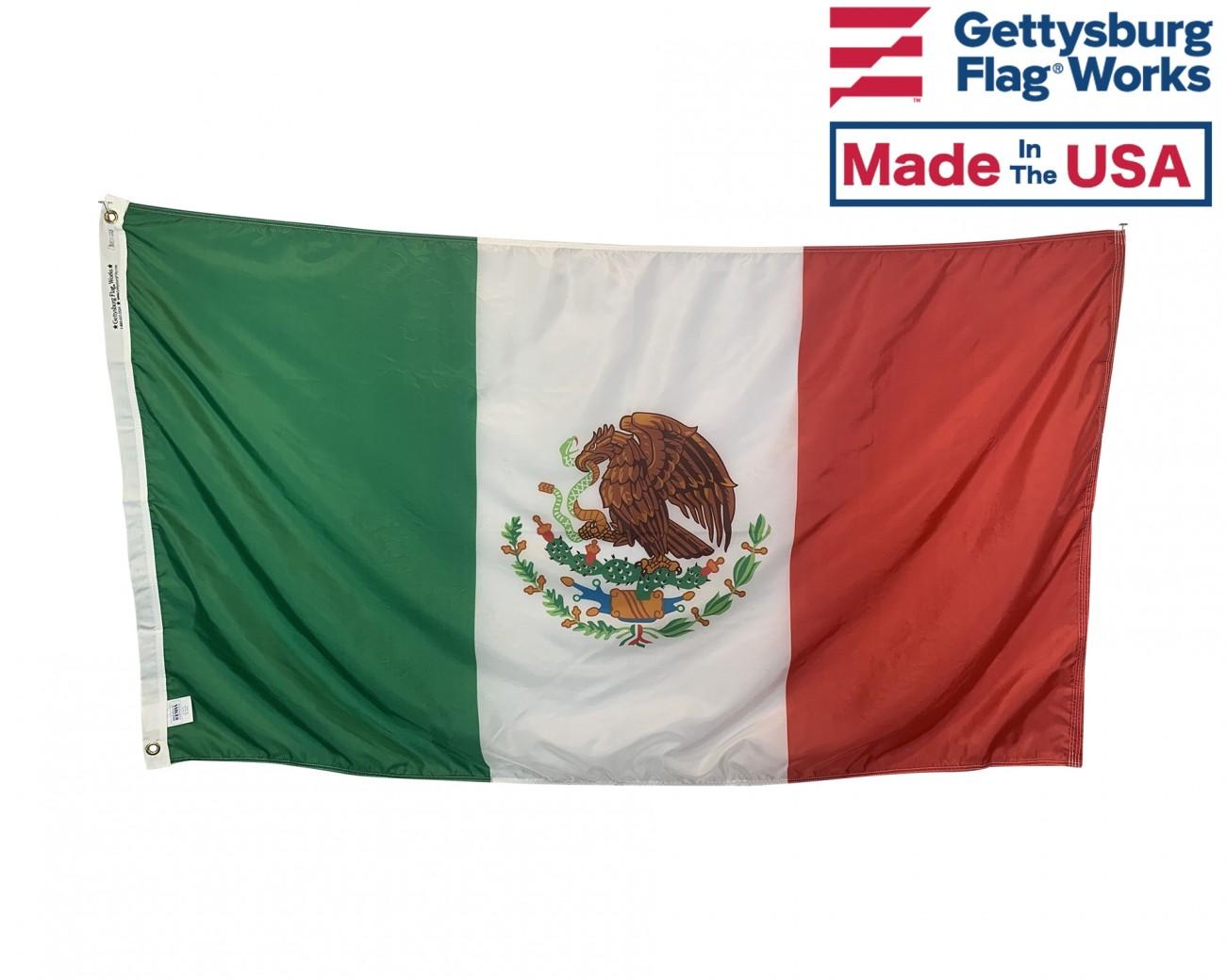 Mexico Flag - Durable, High Quality Mexican Flags