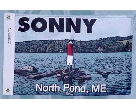 Sonny - North Pond, ME