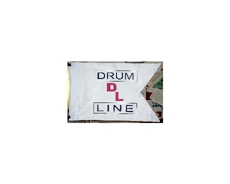 Drum Line Burgee