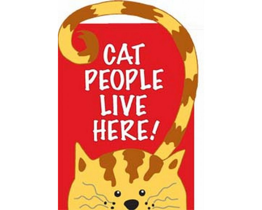 Cats People House Banner