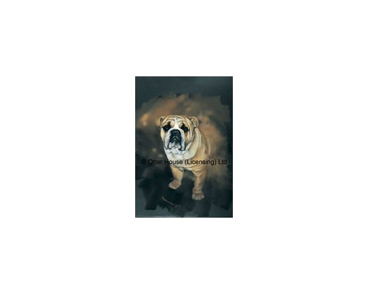 Bulldog Flag (Painting)