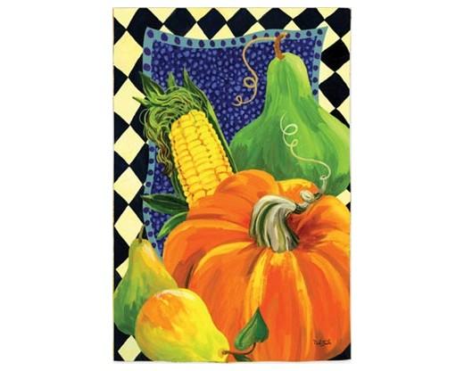 Harvest Bounty Flag