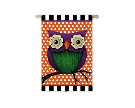 Whimsy Owl House Banner