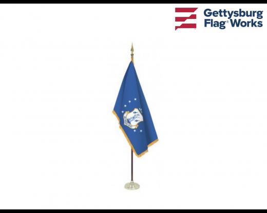 Air National Guard Indoor Flag Set