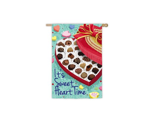 Sweetheart Time Flag