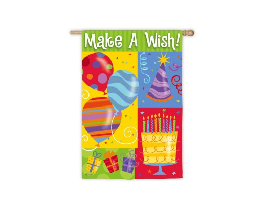 Make A Wish Flag