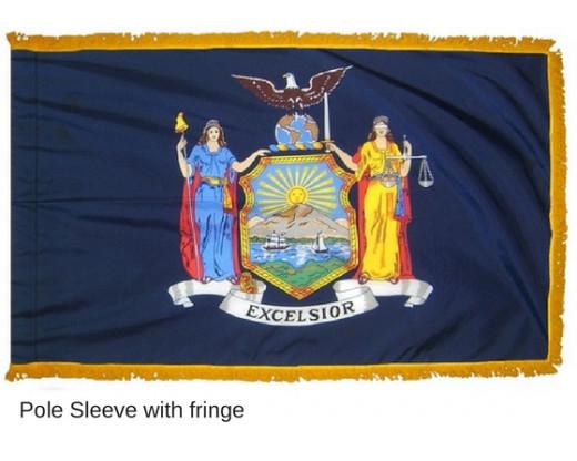 New York Fringe Flag