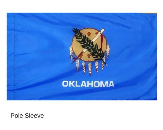 Oklahoma Indoor Sleeve