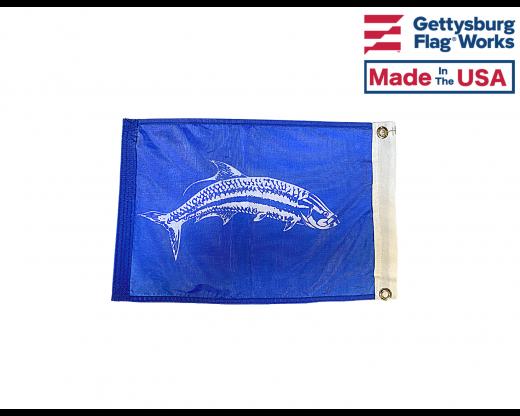 Tarpon Fishing Flag