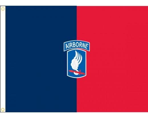 173rd Airborne Brigade Flag - 3x4'