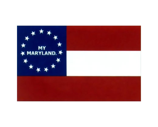 1st Maryland Infantry Flag - 3x5'