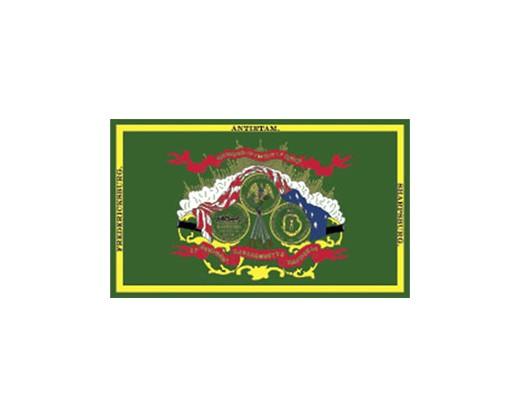 28th MA Irish Brigade Regiment Flag - 3x5'