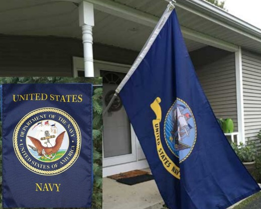 Navy Flag Bundle