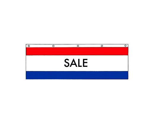 Sale Banner - 3x10'