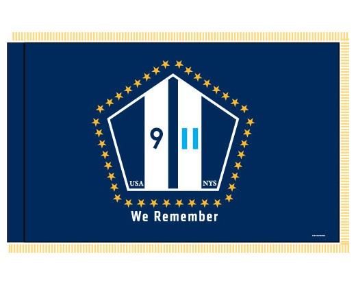 We Remember Indoor Flag