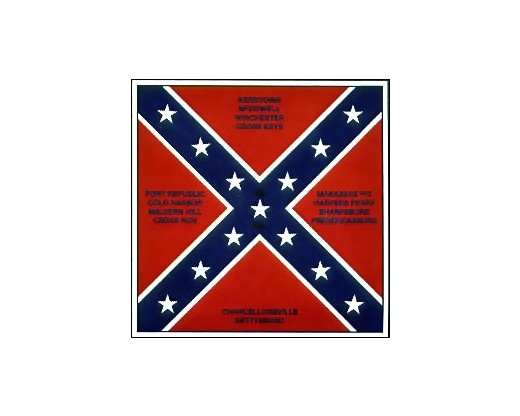 42nd VA Infantry Flag - 4x4'