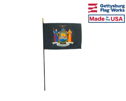 New York State Stick Flag