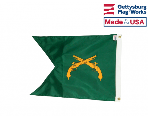 Military Police Guidon Back