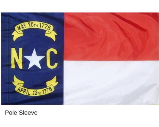 North Carolina Indoor Sleeve