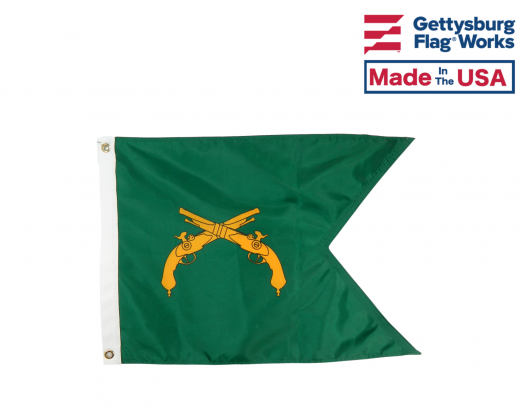 Military Police Guidon Front