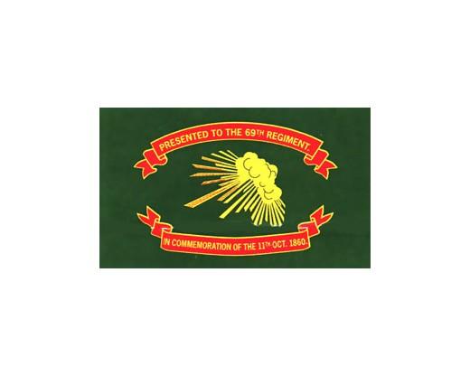69th N.Y. Prince Of Wales Flag - 3x5'