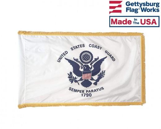 Coast Guard Indoor Flag