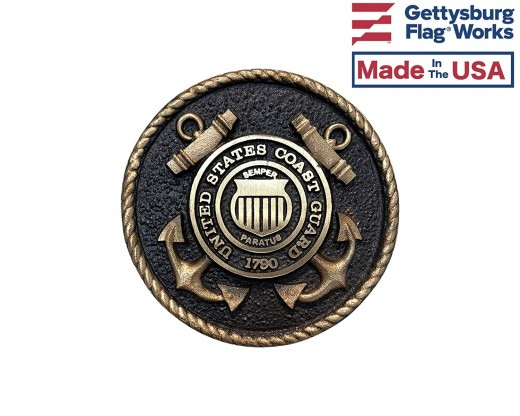 Coast Guard Memorial Medallion