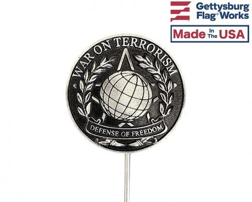 War on Terror Grave Marker