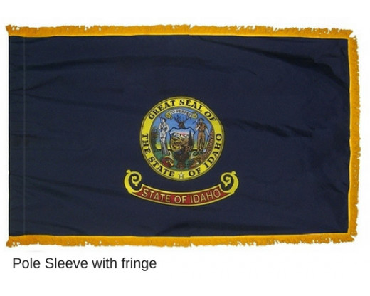 Idaho Fringe Flag