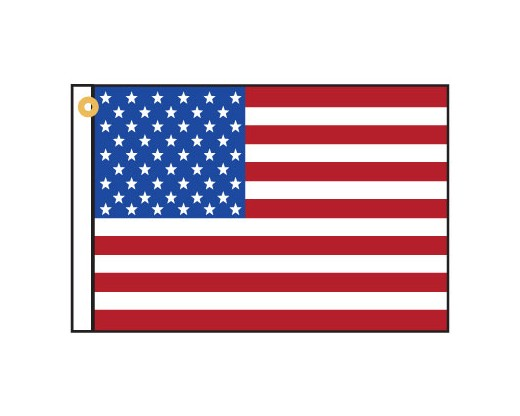 American Motorcycle Flag