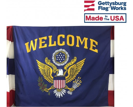 Welcome Eagle