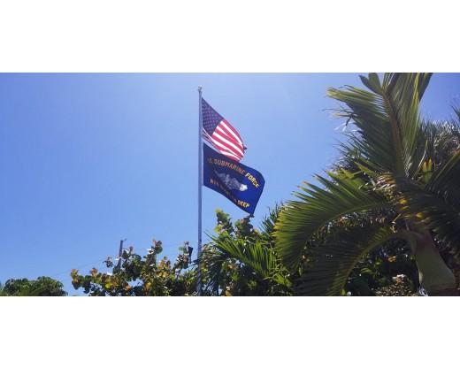 U.S. Navy Submarine Force Flag