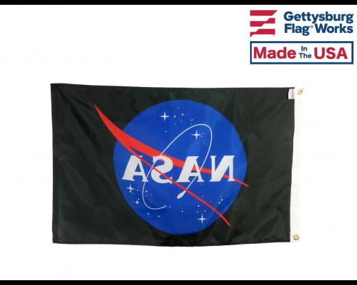 NASA Meatball Back
