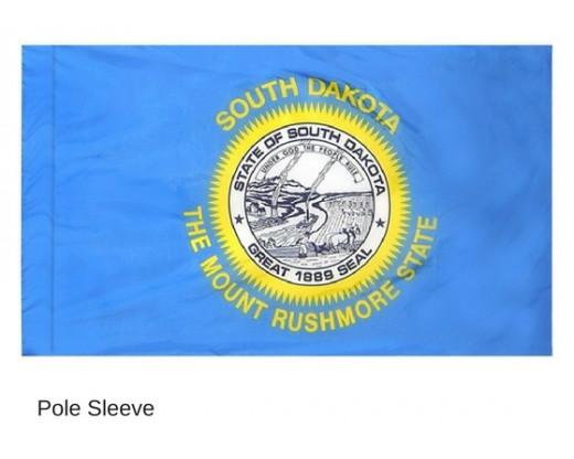 South Dakota Indoor Sleeve