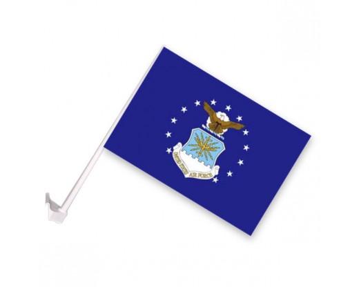 Air Force Car Window Flag