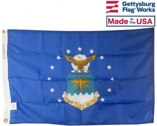 Air Force Flag 2