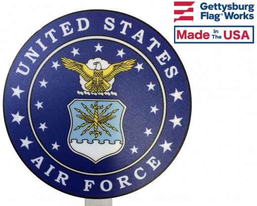 US Air Force Grave Marker