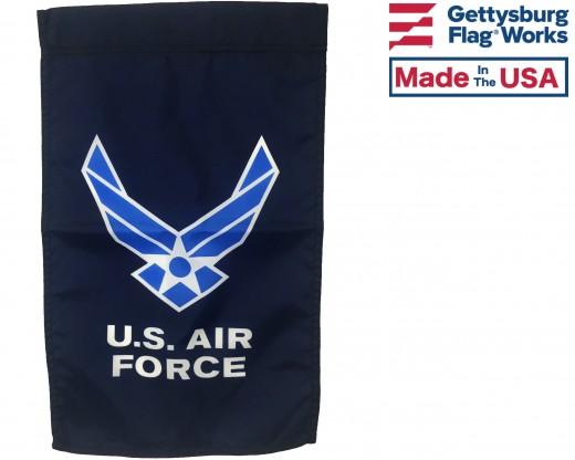 Air Force Wings Garen Flag